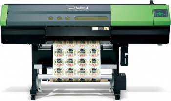 Уф принтер каттер lec 300a